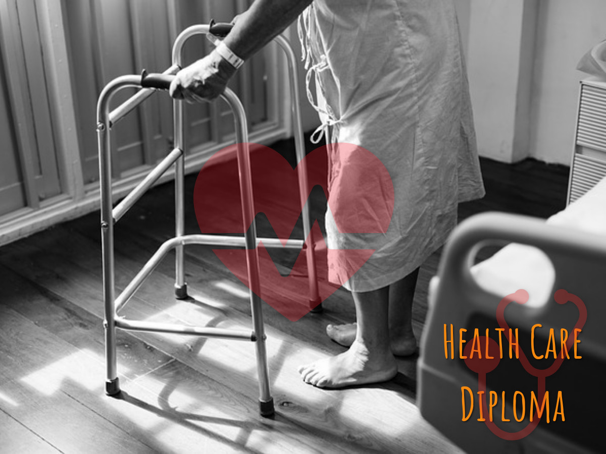 diploma in health and social care