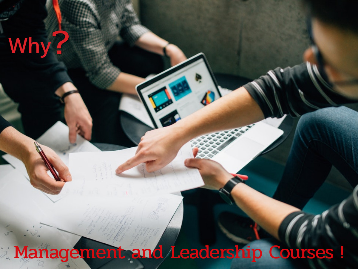 management and leadership courses UK